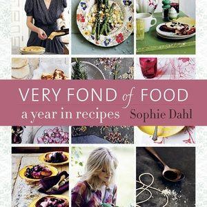 Sophie Dahl Very Fond of Food Cookbook • Like New